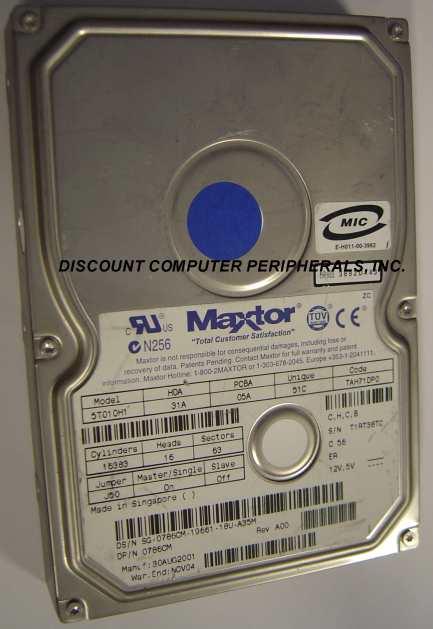 Maxtor 5T010H1