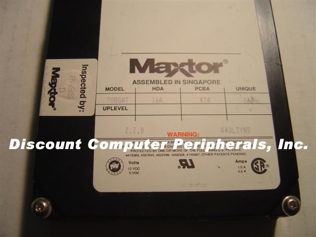 MAXTOR 7080AT