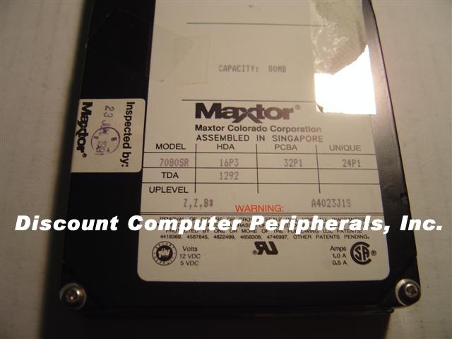 Maxtor 7080SR