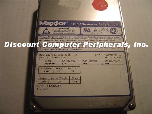 Maxtor 71084AP