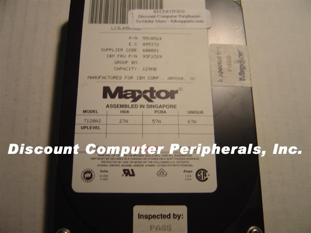 Maxtor 7120AI