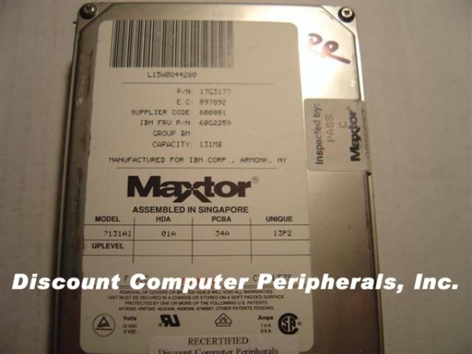 Maxtor 7131AI