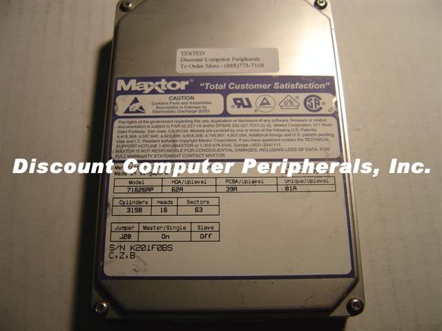 Maxtor 71626AP