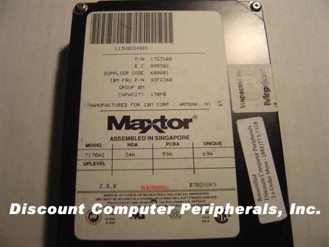 Maxtor 7170AI