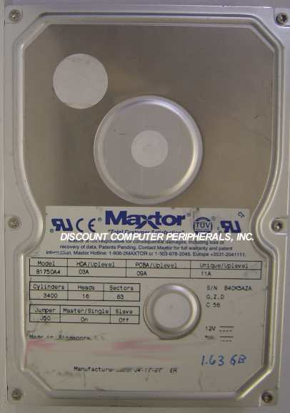 Maxtor 81750A4