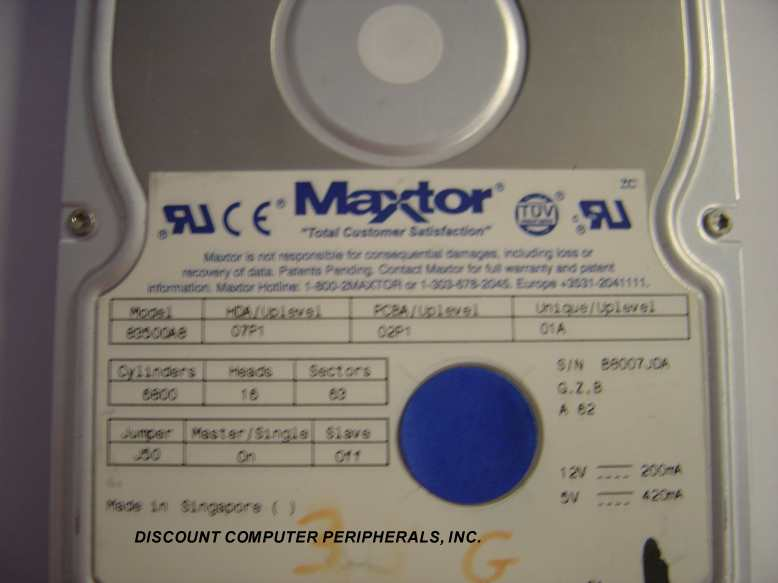 Maxtor 83500A8