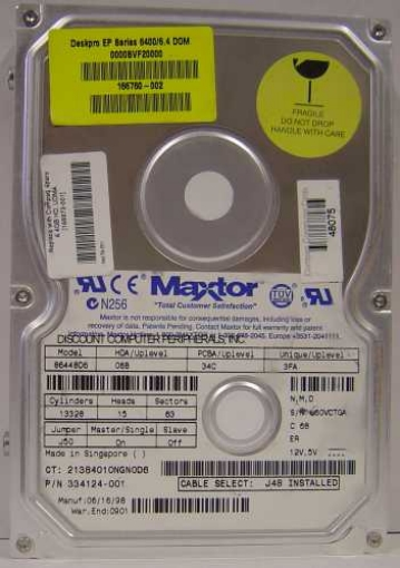 Maxtor 86448D6