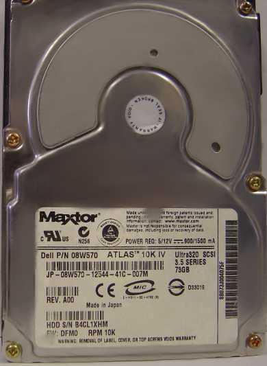 Maxtor 8B073J0