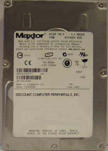 Maxtor 8D073J0