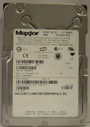 Maxtor 8E036J0