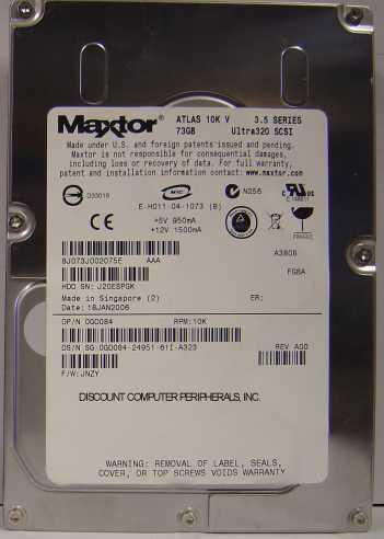 Maxtor 8J073J0