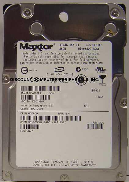 Maxtor 8K036J0