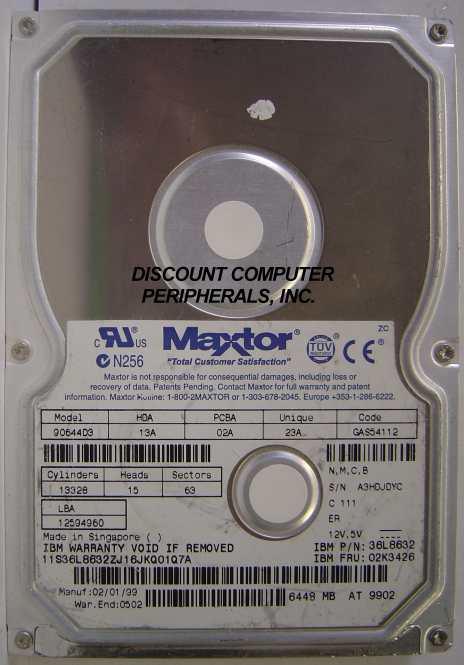Maxtor 90644D3