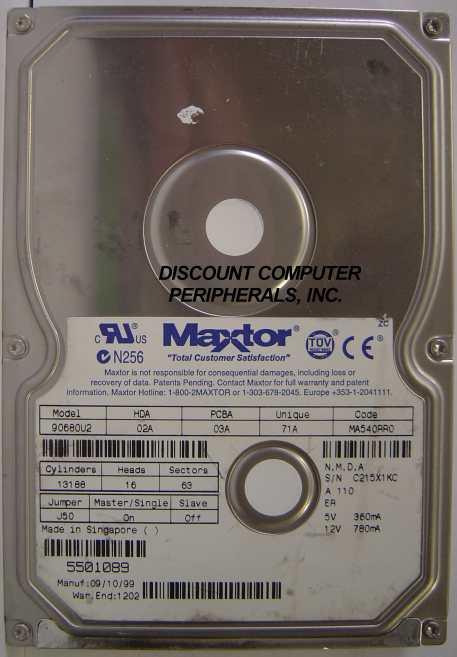 Maxtor 90680U2