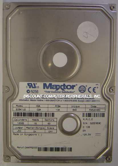 Maxtor 90841U2