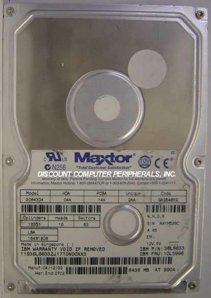 Maxtor 90843D4
