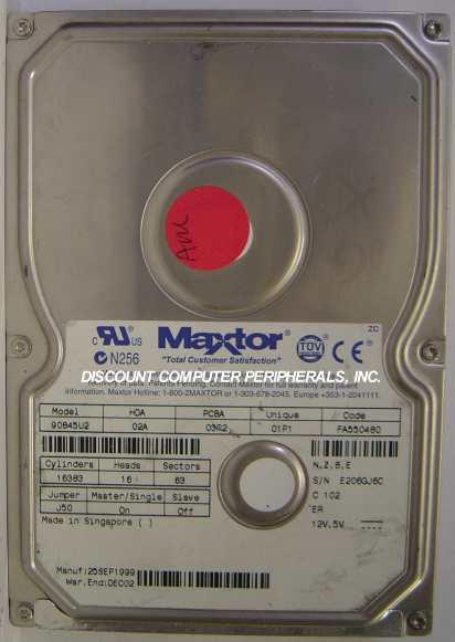 Maxtor 90845U2