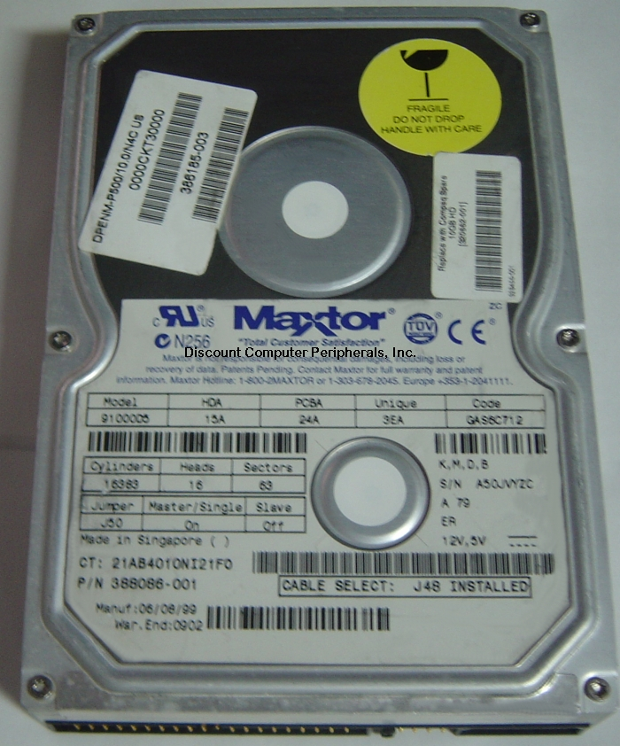 Maxtor 91000D5