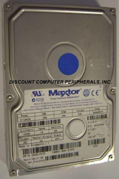 Maxtor 91024D4