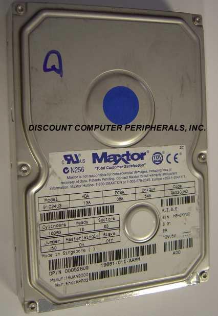 Maxtor 91024U3