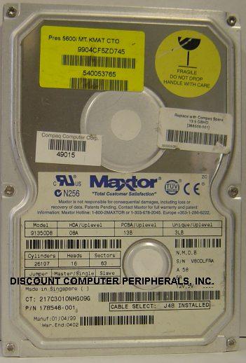 Maxtor 91350D8