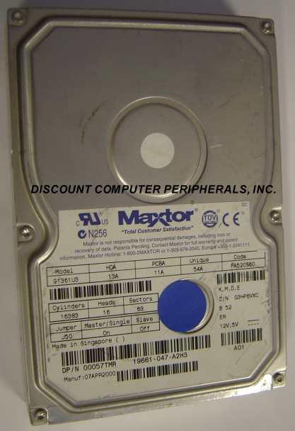 Maxtor 91361U3