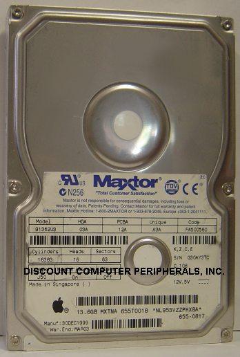Maxtor 91362U3