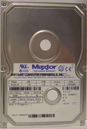Maxtor 91531U3