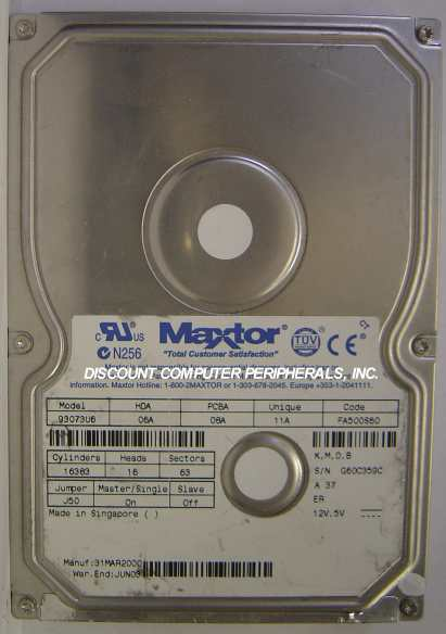 Maxtor 93073U6