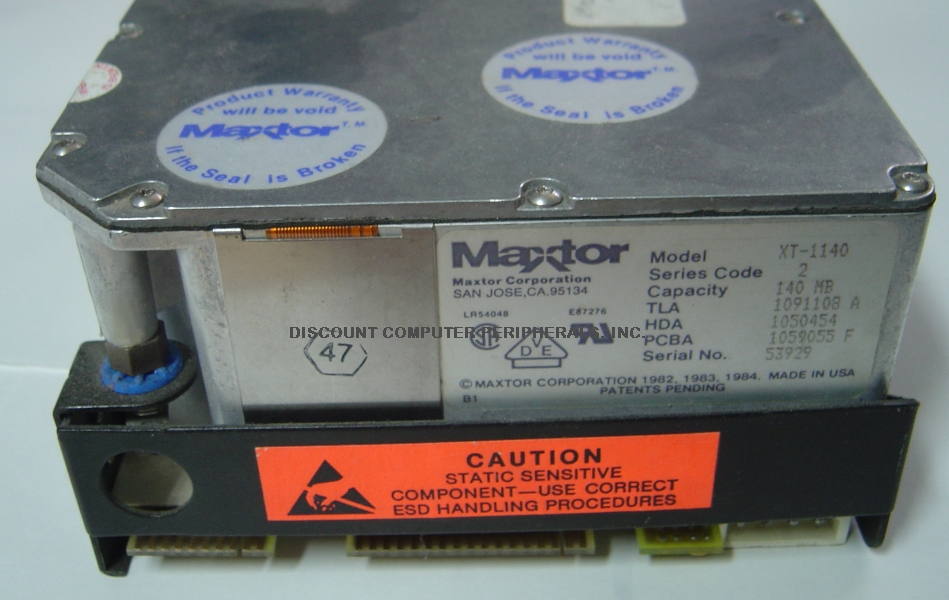Maxtor XT-1140