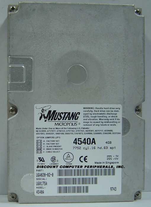 Microp 4540A