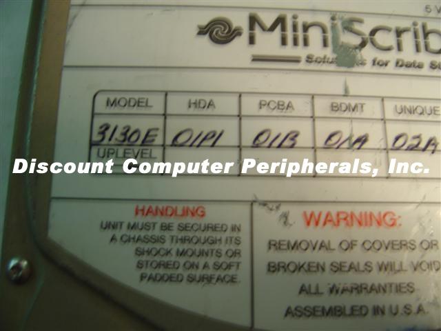 Miniscribe 3130E