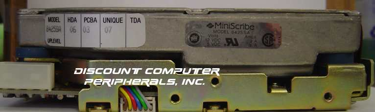 Miniscribe 8425S-A