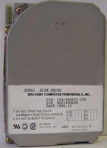 Nec D3661