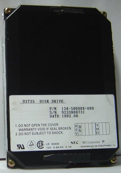 Nec D3735