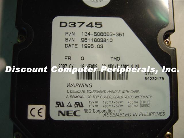 Nec D3745