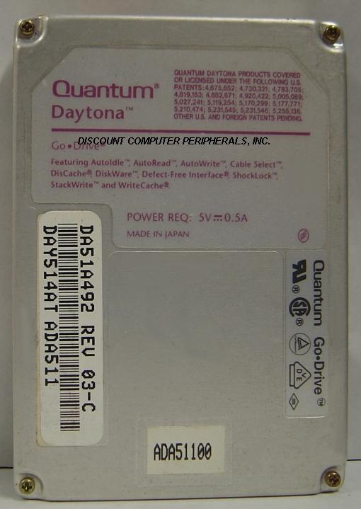 Quantum DA514AT