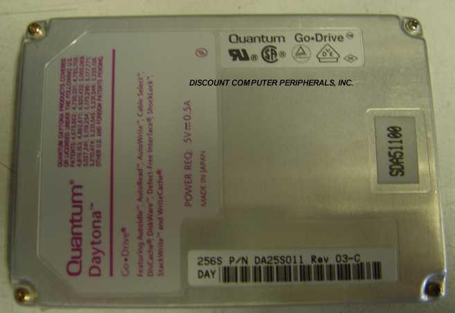 Quantum DAY256S