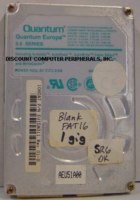 Quantum EU-1080AT