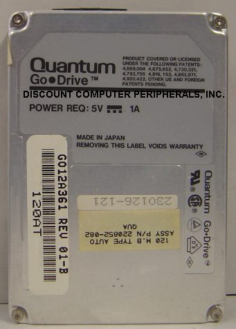 Quantum GO120AT