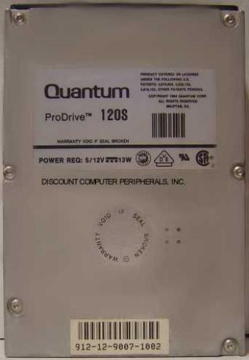 Quantum PRO120S