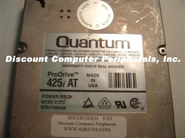 Quantum PRO425AT
