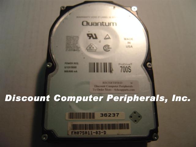 Quantum PRO700S