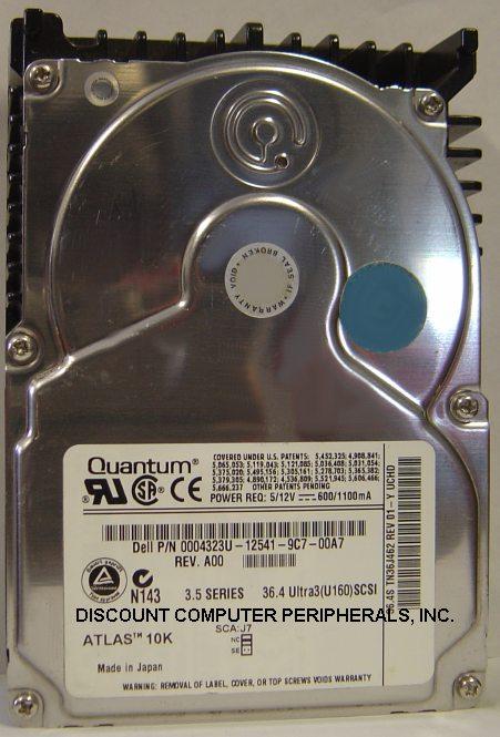 Quantum QM336400TN-SCA