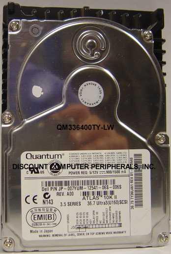 Quantum QM336400TY-LW