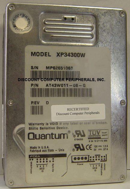 Quantum XP34300W