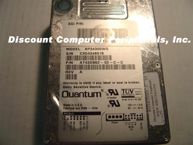 Quantum XP34300WD