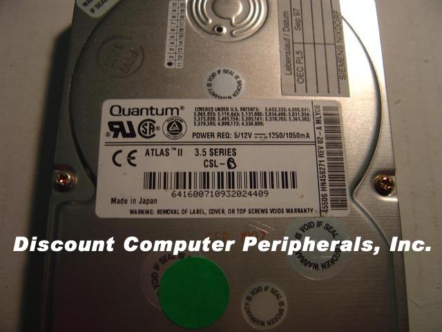 Quantum XP34550