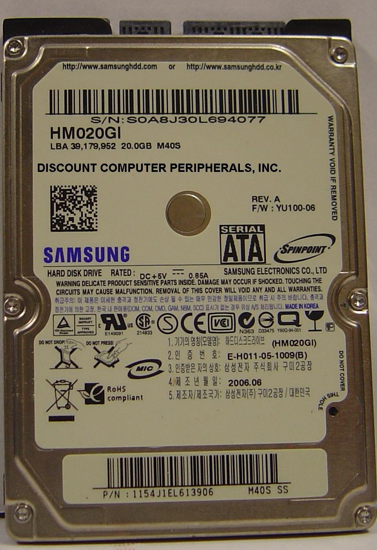 Samsung HM020GI