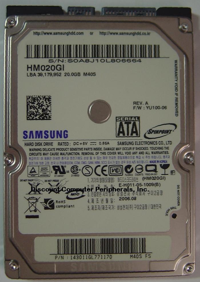Samsung HM020GI_NEW